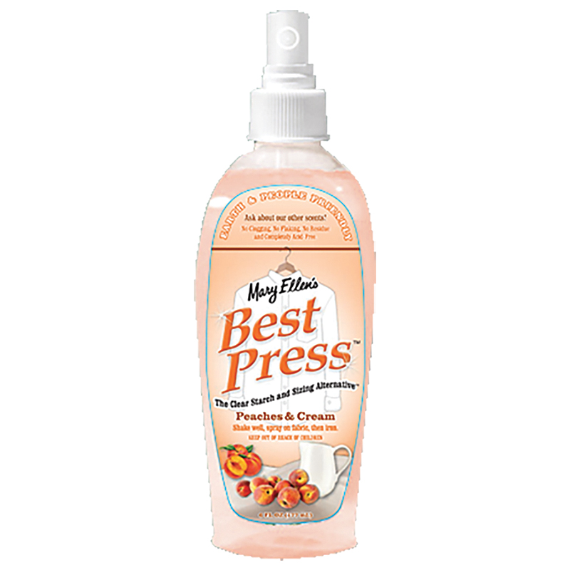 Best Press 6oz Peaches & Cream