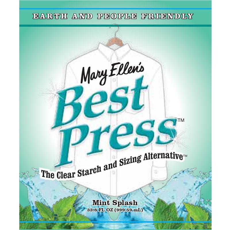 Best Press Refil 32oz Mint Spla