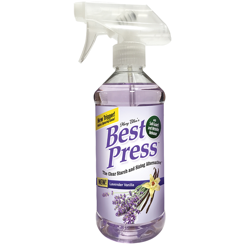 Best Press 16oz, Lavender Vanila