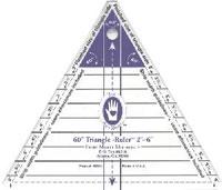Equilateral 60 Dgre Ruler 2-6