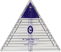 Equilateral 60 Dgre Ruler 3-9 from Marti Michell