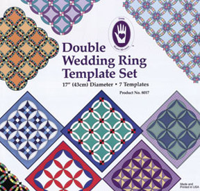 Double Wedding Ring Template St