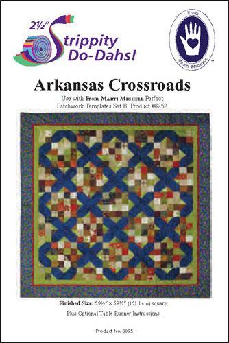 Strippity Do-Dahs! Arkansas Crossroads