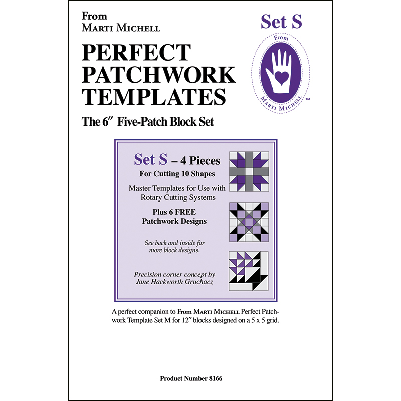 6 5 Patch Template Set S