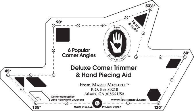 Deluxe Corner Trimer