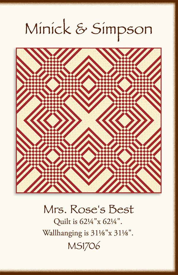 MS1706 Mrs Roses Best