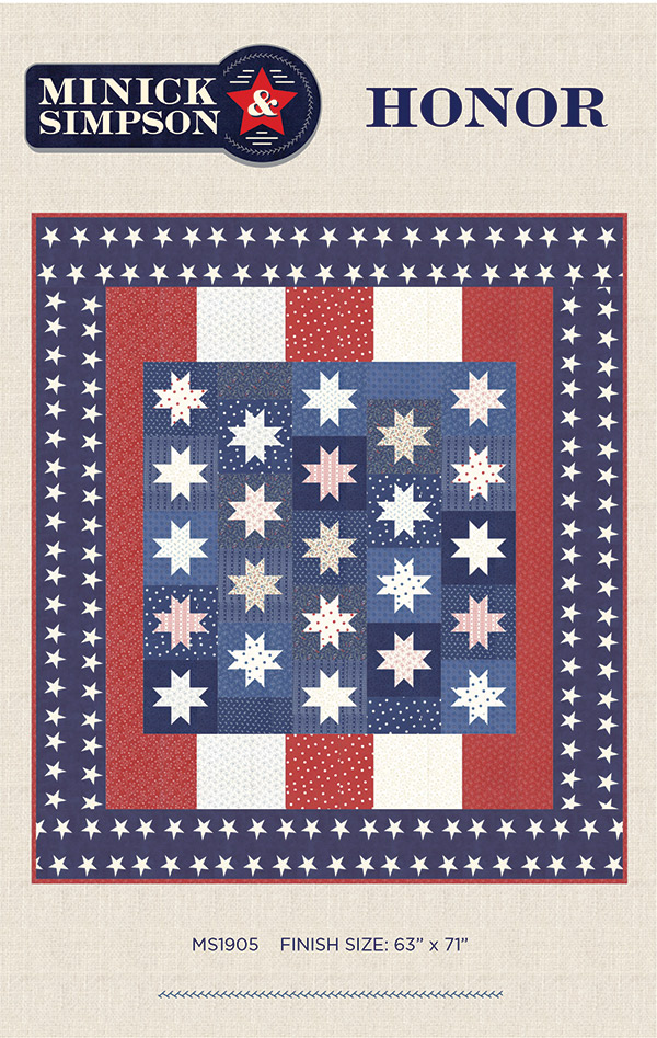 Honor Quilt Pattern