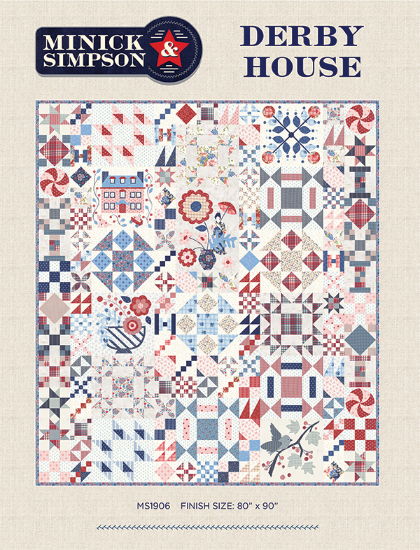 Derby House Pattern