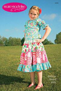 Dairson Tiered Skirts