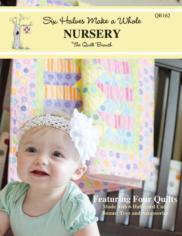 Six Halves Make A Whole Nursery