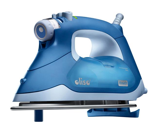 Oliso Auto Lift Micro Fine Iron