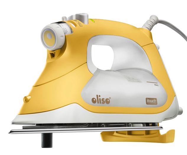 Oliso Pro Smart Iron Yellow
