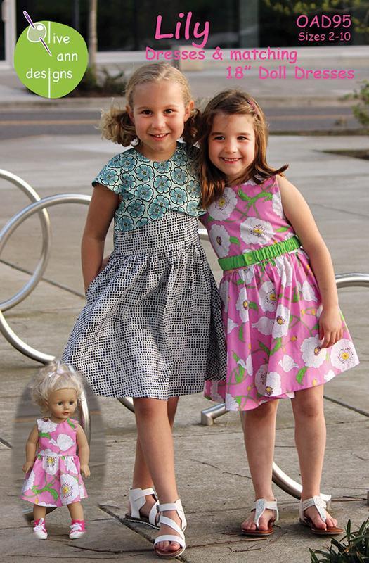 PT- Lily Dress