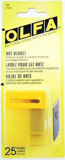 Art Knife Blades 25 Pack