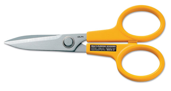 7 Serrated Scissors Scs 2