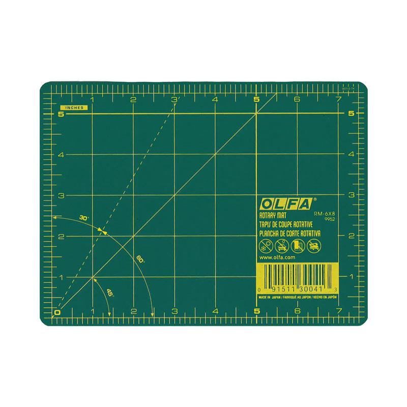 6x8 Rotary Mat