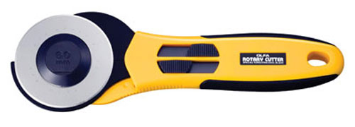 Olfa Rotary Cutter - 60mm Quick