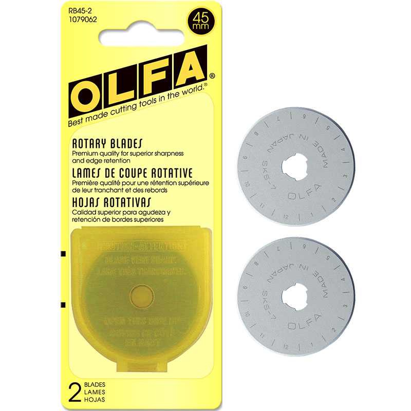 Olfa RB45-2 45MM Blade 2ct