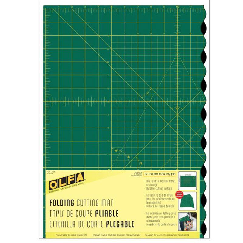 1119734 Folding Cutting Mat 17 x 24