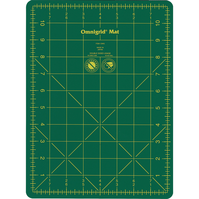 Mat With Grid 12 X 18
