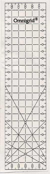 Ruler 6 X 24