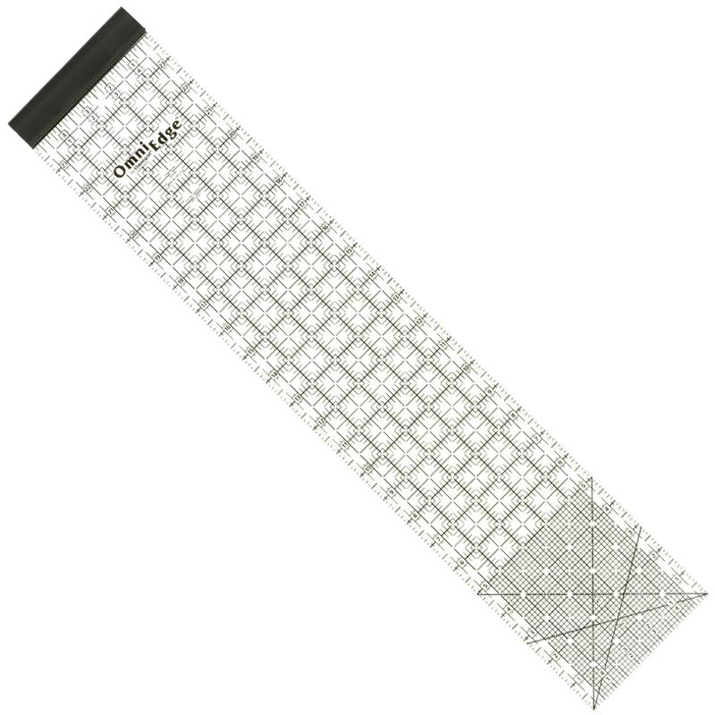 Omnigrid OmniEdge Ruler 5in x 24in