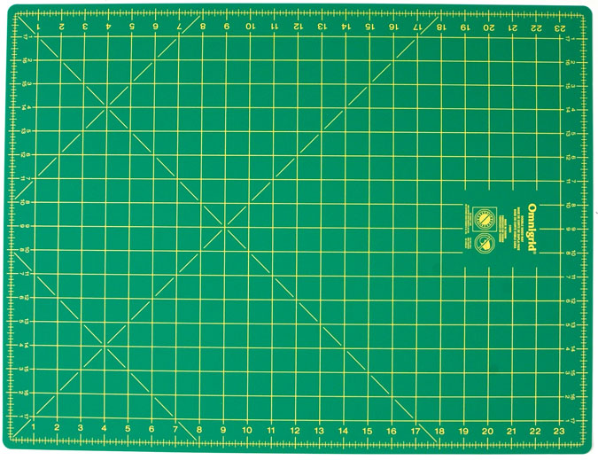 Double Sided 18 x 24 Cutting Mat