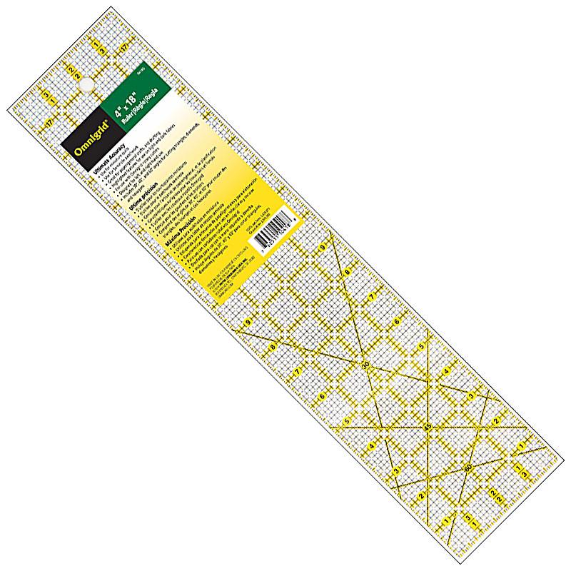 Omnigrid 4X18 ruler