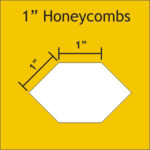 Honeycombs 1 Lucy Boston 100pc