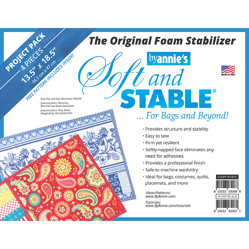 By Annie Soft & Stable Foam Stabilizer