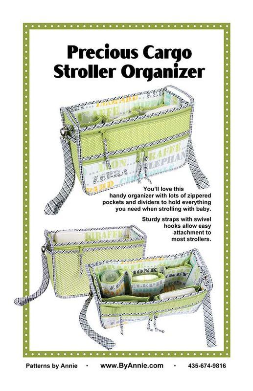 Precious Cargo Stroller Organiz