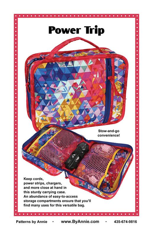 Power Trip Bag Pattern