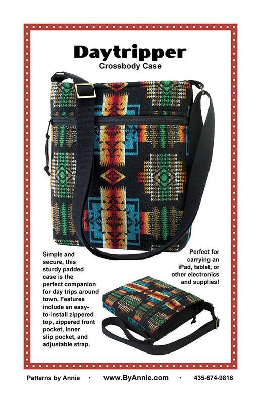 Daytripper Crossbody Bag Pattern