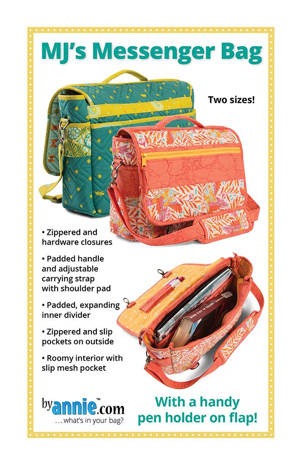 Mj's Messenger Bag