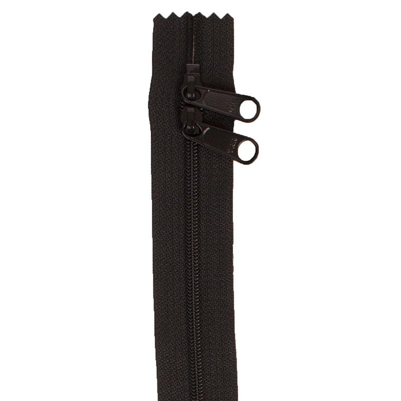 Zipper 30 Double Slide by Annie - Black