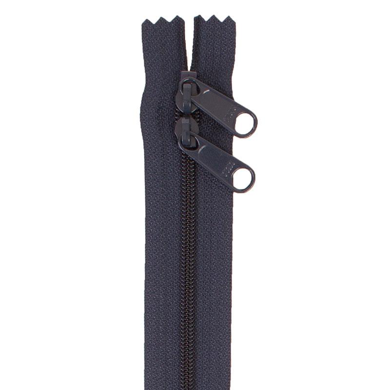 Double Slide 30 Zipper Navy