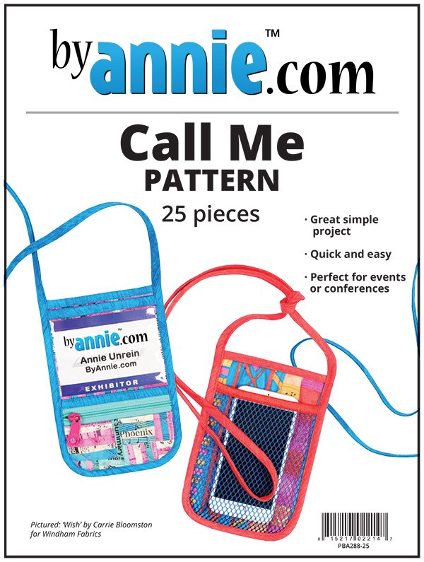 By Annie Call Me Pattern