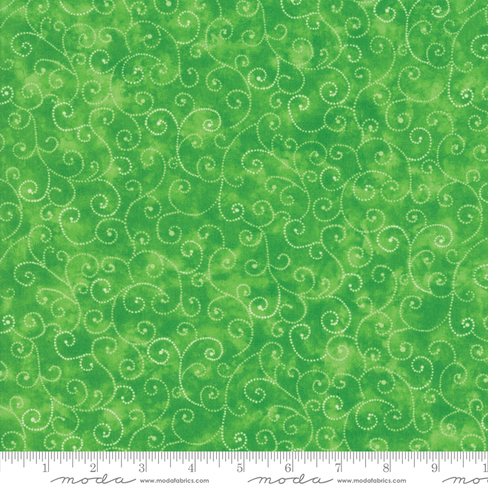 Marble Swirls Green