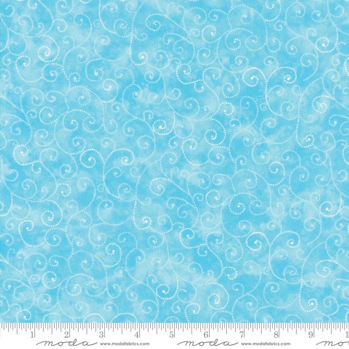 Marble Swirls Turquoise