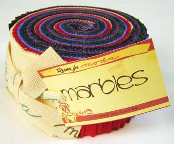 Marble Jelly Roll Bright