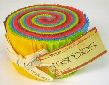 Marble Jelly Roll Citrus