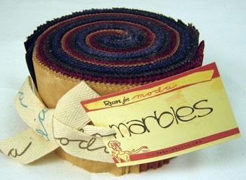 Marbles Jelly Roll Warm