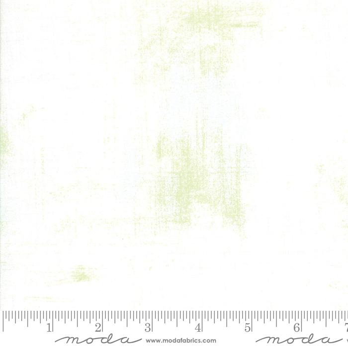 Moda Grunge Basics White 30150 - 58 *