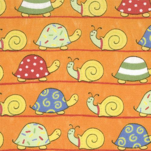 Moda - Love U, Orange Turtles