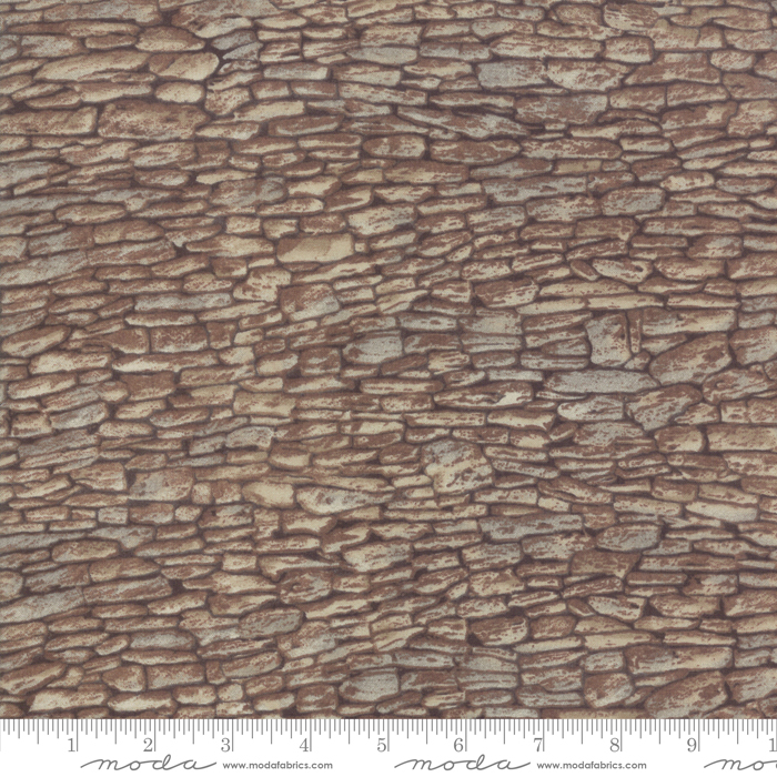 Modascapes Stone Wall Tan 15637 16
