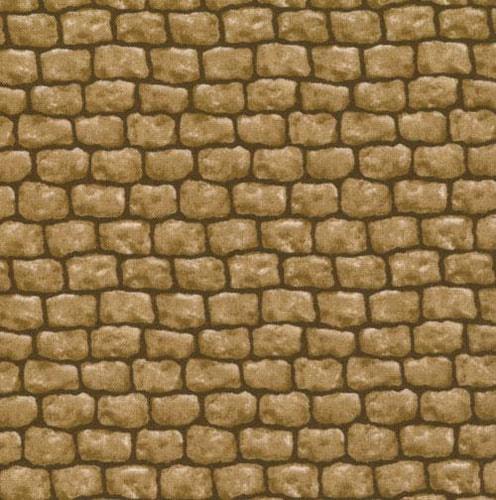 Modascapes Bricks Light Brown 15638-14