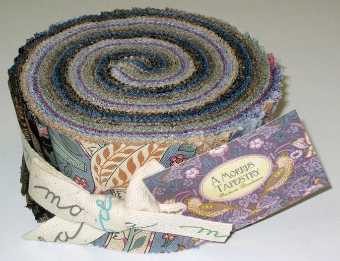 A Morris Tapestry Jelly Roll