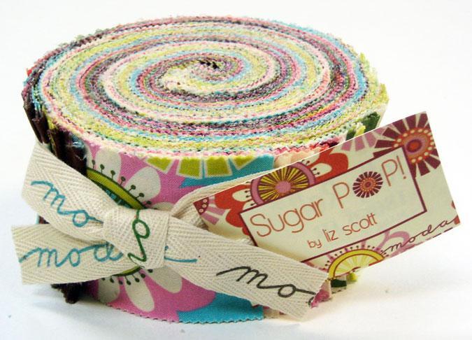 Sugar Pop Jelly Roll