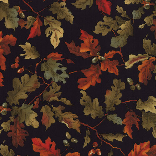 Autumn Breeze Black