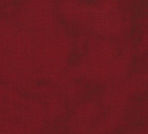 1040 39 Primitive Muslin Dark Red